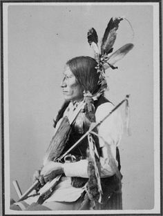 Iron Scare (Blackfoot Sioux) 1872