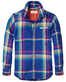 Boy's Shirts | Scotch Shrunk Boy's Clothing | Official Scotch Shrunk Webstore