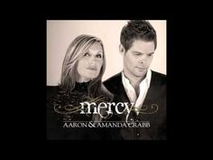 """Aaron & Amanda Crabb come together to sing """"He Looked Beyond My Faults"""" at Cornerstone Church in San Antonio, Texas!"""