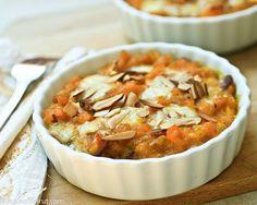 squash and brie casserole #recipe, more fall food