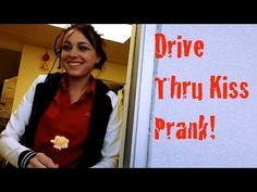 Drive Thru Kiss Prank!