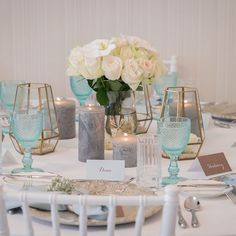 80 Best Light Blue And Gold Images Elegant Table Colors