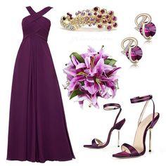 Sophisticated Purple