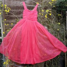 Vintage 50's Style Frufru Frock 6/8,  Bertie and Percy Go Retro -  £35.00 or best offer