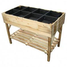 urbanORTO - vaso per orto in balcone, terrazza e giardino ...