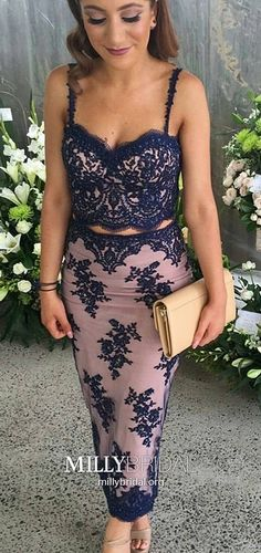 Blue Prom Dresses Pink, Two Piece Formal Evening Dresses Long, Tulle Military Ball Dresses Sweetheart, Sheath Pageant Graduation Party Dresses Lace Modest Homecoming Dresses, Classy Prom Dresses, Elegant Party Dresses, Formal Dresses For Teens, Formal Dresses For Weddings, Stunning Dresses, Graduation Dresses, Pageant Dresses, Glamorous Evening Dresses
