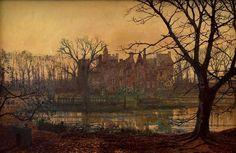 John Atkinson Grimshaw,1877