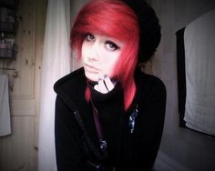 Want to dye my hair this shade of red.