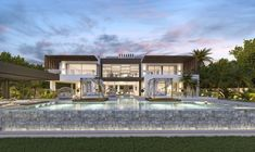 New Luxury Villa project on The Golden Mile in Marbella. in Marbella Spain for sale on JamesEdition