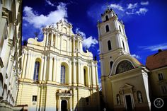 University of Vilnius | 29 Photos That Prove Lithuania Is The Most Beautiful Country You've Never Visited