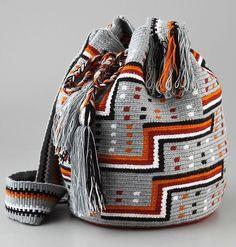 crochet wayuu bags patterns