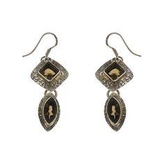 Bijoux en Argent et Quartz fumé - Boucles d'oreilles femme de ShalinIndia, http://www.amazon.fr/gp/product/B00AZFY3DA/ref=cm_sw_r_pi_alp_rjJerb0DK171B