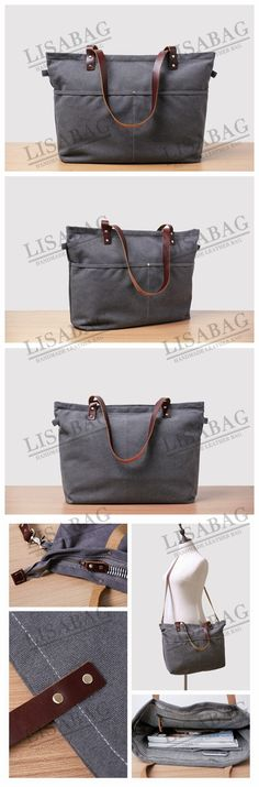 https://www.lisabag.com/products/handmade-khaki-canvas-tote-bag-messenger-bag-shoulder-bag-school-bag-handbag-14022