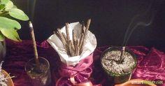 Räucherstäbchen selbst gemacht – rein aus natürlichen Zutaten