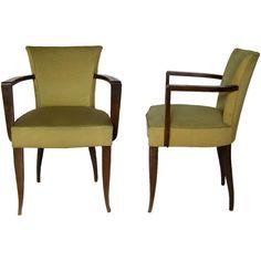 Set of 4 Bridge Chairs