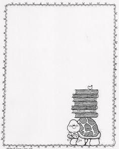 IMAGEN DE BORDES PARA EN BLANCO Y NEGRO - Imagui