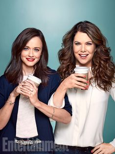 Any true fan of Gilmore Girls will tell you that the show isn't just about the…