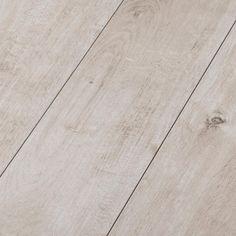 Tabula Fog Wood Plank Porcelain Tile - 6in. x 40in. - 100013747 | Floor and Decor