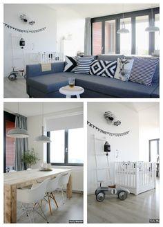 Cómo aportar calidez a un espacio en blanco y gris   La Garbatella: blog de decoración, estilo nórdico.