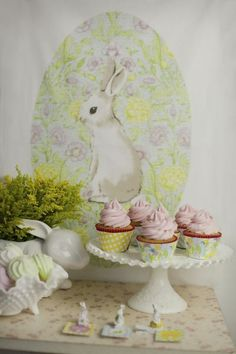 Little big company with lily chic events Easter Table