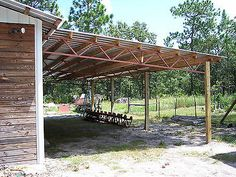 Metal Roof Trusses For Sale | 37 Results For Steel Building Trusses   For  Sale Classifieds