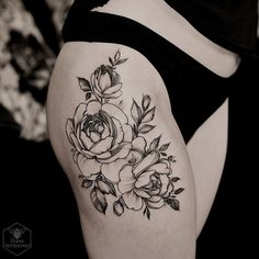 Diana Severinenko Tattoo <3
