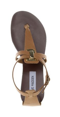Cute Sandals - I like how they can be dressy or casual - they would be super cute with shorts or capris.