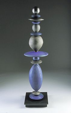 Coat of Many Colors/Totemic Dreams: Victoria Shaw: Ceramic Sculpture - Artful Home