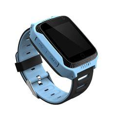 KidSafe Junior kék gyerek okosóra, GPS, kamera, Led lámpa, színes érintő képernyő.  #gyerekokosóra #KidSafe #Junior #Malbini #akció #webáruház Malm, Instagram Shop, Smart Watch, Minden, Shopping, Smartwatch
