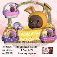 Little Easter Bunnie-01