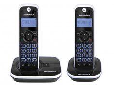 Telefone Sem Fio Motorola até 5 Ramais com as melhores condições você encontra no site do Magazine Luiza. Confira!