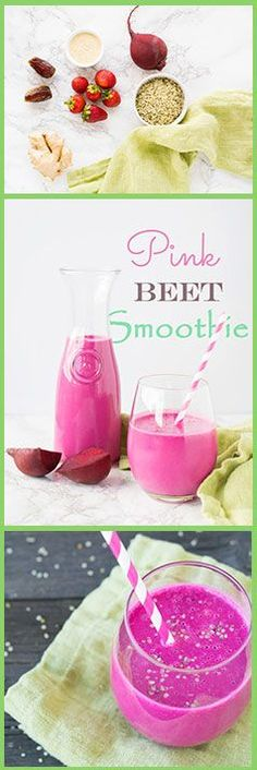 A delicious cream, vegan, pink beet smoothie to give you the stamina to get through your day! (scheduled via http://www.tailwindapp.com?utm_source=pinterest&utm_medium=twpin&utm_content=post170788229&utm_campaign=scheduler_attribution)