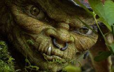 Goblin in the Woods by Sven Geruschkat