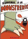 Voici mon projet en art-plastiques sur les monstres à partir de deux albums pour l'instant puis d'un troisième par la suite. :  Mon monstre-ton monstre de Melissa Pigois et Bienvenue à…