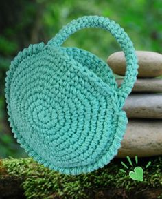 Soap SaverBath Accessory Spa mittSoap CozyHandmadeGift Idea OCEAN teal Cotton crochetGift for Her Your Own Personal Bath Accessory (7.00 USD) by MombieDesigns