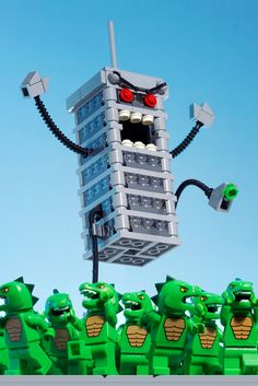 LEGO Monster Building
