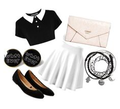 """elegant"" by evshion on Polyvore featuring Accessorize and GUESS"