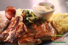 Pollo a la Plancha en Salsa de Hongos #BocaditoDelCielo #ParaisoNatural