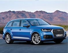 """Audi Q7. """"Ruée sur les SUV"""" Il y a quatre ans, les 4 x 4 représentaient moins de 10 % du marché. Ils dépasseront les 30 % en 2015, soit une voiture sur trois. Chronique d'un succès qui ne fait que commencer."""