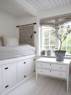 Decorar una habitación pequeña