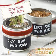 Dry Rub for Ribs