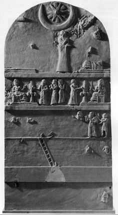 Ur-Nammu stele. Ur was first settled from around 5000 BC. Ur flourished again in the time of the Third Dynasty of Ur in the 21st century BC which saw the final flowering of Sumerian achievement. The founder of this dynasty Ur-Nammu built a great Ziggurat to the city's patron deity Nanna the Moon God.