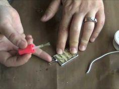 How to Solder Jewelry via Stampington.com