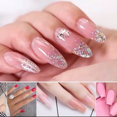 In search for some nail styles and ideas for your nails? Here's our listing of must-try coffin acrylic nails for fashionable women. Classy Nail Designs, Pink Nail Designs, Acrylic Nail Designs, Nails Design, Pink Nail Colors, Pink Nail Art, Pink Color, White Acrylic Nails, Stiletto Nail Art