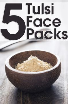 Top 5 Tulsi Face Packs