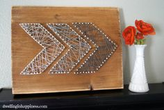 Easy Arrow String Art