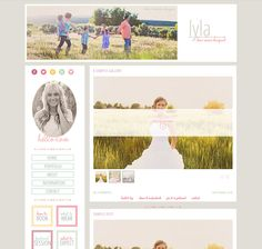 I love this layout- Lyla