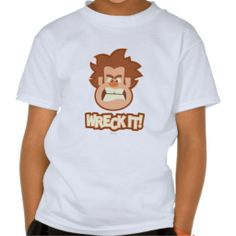 ==>Discount          Wreck-It Ralph: Wreck It! Shirts           Wreck-It Ralph: Wreck It! Shirts We have the best promotion for you and if you are interested in the related item or need more information reviews from the x customer who are own of them before please follow the link to see fully ...Cleck link More >>> http://www.zazzle.com/wreck_it_ralph_wreck_it_shirts-235164192325907512?rf=238627982471231924&zbar=1&tc=terrest