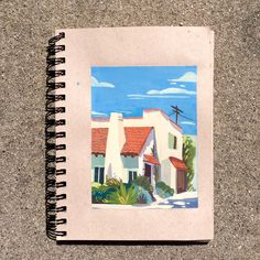 ideas pencil sketch I always wanted to go paint this little house by my neighborhood :) I always wanted to go paint this little house by my neighborhood :) Art Sketches, Art Drawings, Sketch Drawing, Gouche Painting, Posca Art, Illustrator, Guache, Marker Art, Pretty Art