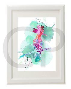 Pajaro, exótico, digital, para imprimir,ilustración de pajaro, dibujo de pajaro, ilustraciones de animales, acuarela, animales, pajaros